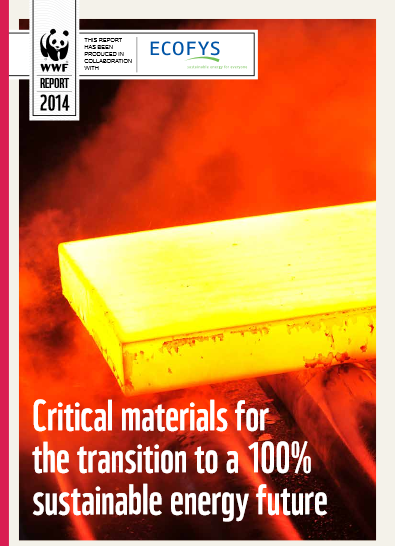 Critical Material Report